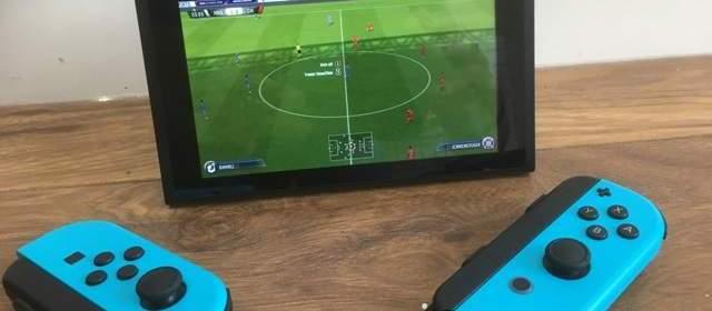 En Japón, FIFA 18 para Switch ya superó a la versión para PlayStation 4