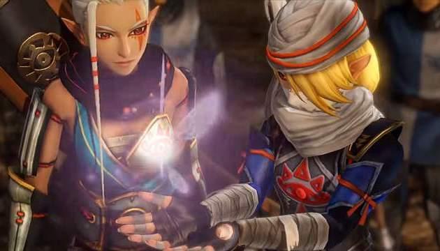 Primer trailer a la edición definitiva de Hyrule Warriors para Switch