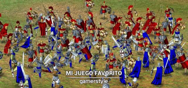 Mi juego favorito: Empire Earth