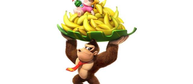 Donkey Kong llega a Mario + Rabbids Kingdom Battle
