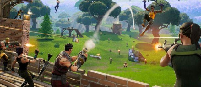 Fortnite Battle Royale será también un juego para móviles