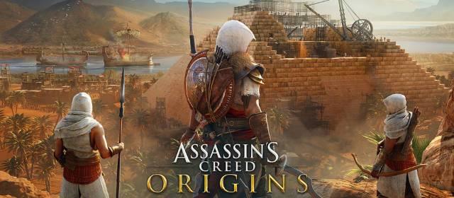 Lo más nuevo de Assassin's Creed: Origins para enero