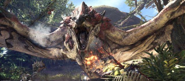 Todos los detalles de la tercera beta de Monster Hunter World