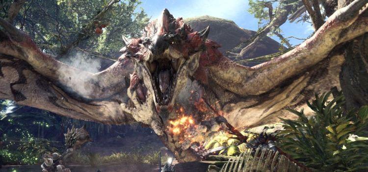 Monster Hunter World supera a PUBG en ventas para Xbox One