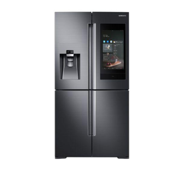 Tecnología: Samsung presenta su nuevo refrigerador inteligente