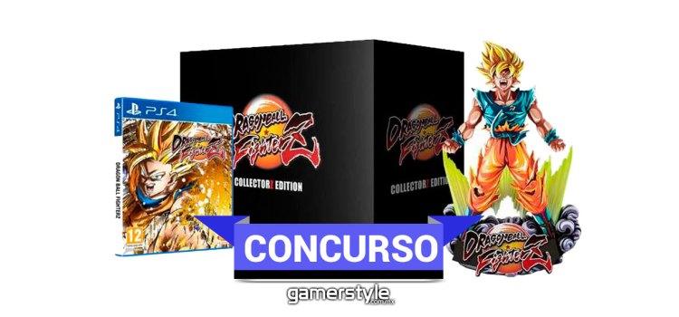 Gánate una Edición de Colección de Dragon Ball FighterZ