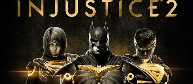 Injustice 2: Legendary Edition anuncia su llegada en marzo