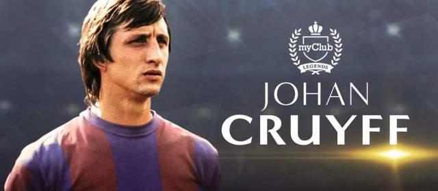 Konami anuncia el fichaje de Johan Cruyff para PES 2018