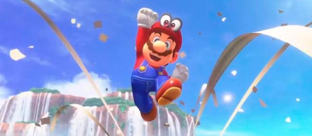 Super Mario Odyssey podría tener más contenido descargable