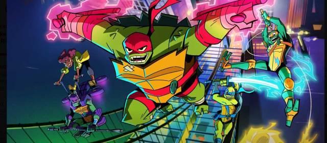 Nickelodeon estrenará un reboot de las Tortugas Ninja