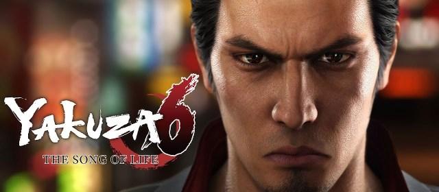 Sega quitó el demo de Yakuza 6: The Song of Life