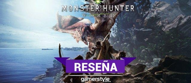 Reseña: Monster Hunter World