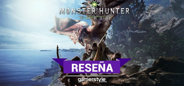 Reseña: Monster Hunter World