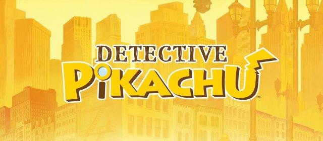 Nuevo tráiler de Detective Pikachu