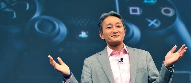 Kaz Hirai ya no será CEO en Sony