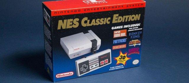 Nintendo volverá a fabricar y vender el NES Classic Edition