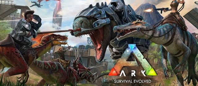 ARK: Survival Evolved está en camino a Nintendo Switch