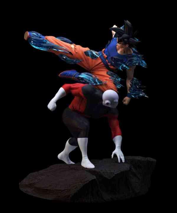 Dragon Ball Super Goku vs Jiren Figure (5)