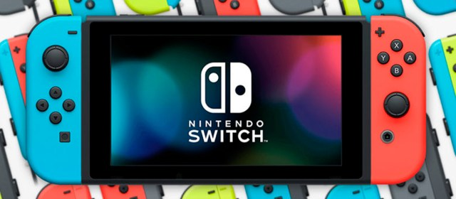 Nueva actualización para Nintendo Switch ya disponible