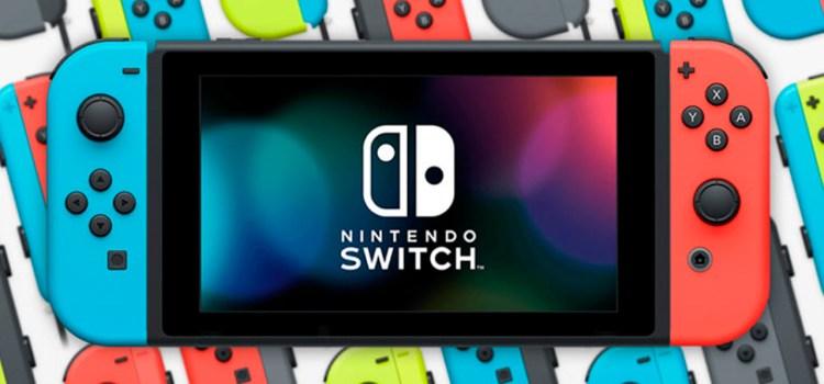 Nueva actualización para Nintendo Switch ya disponible