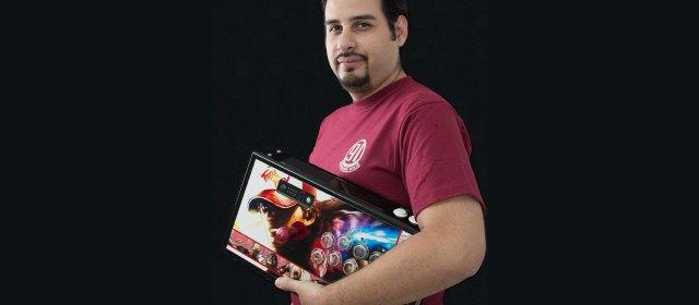 Violent Kain (KOFXIV) competirá en el evento más importante de eSports