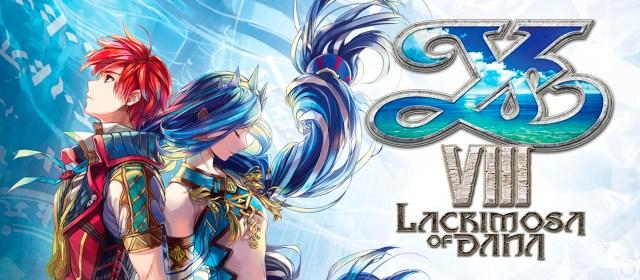 Fecha de lanzamiento y edición especial de Ys VIII: Lacrimosa of Dana