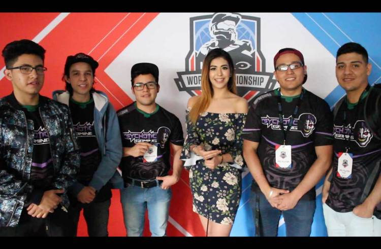 Entrevista con Psychotic Gaming, campeones Halo WC