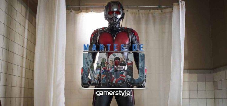 Martes de MCU: Ant-Man la película que hizo mucho con poco