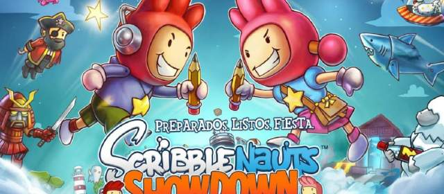 Scribblenauts Showdown ya está disponible