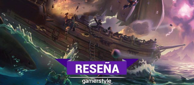 Reseña: Sea of Thieves