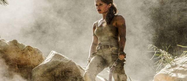 20 reacciones del estreno de la cinta Tomb Raider