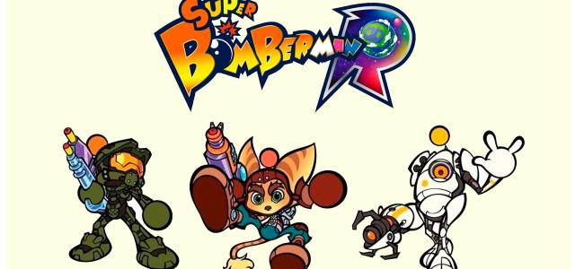 Personajes exclusivos para Super Bomberman R en consolas y PC