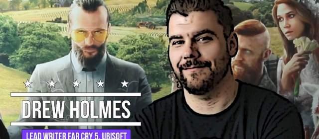 Entrevista: entérate de todo lo que el Lead Writer de Far Cry 5 nos contó