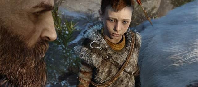 Sony no quería que el hijo de Kratos apareciera en God of War