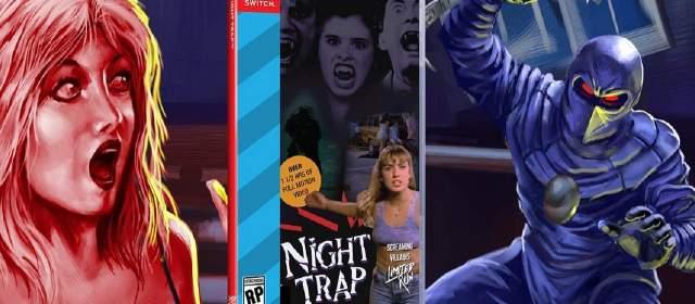 Night Trap llegará al fin a una consola de Nintendo