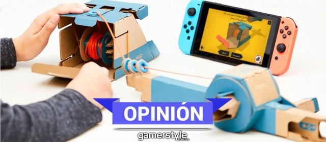 Opinión: Nintendo Labo