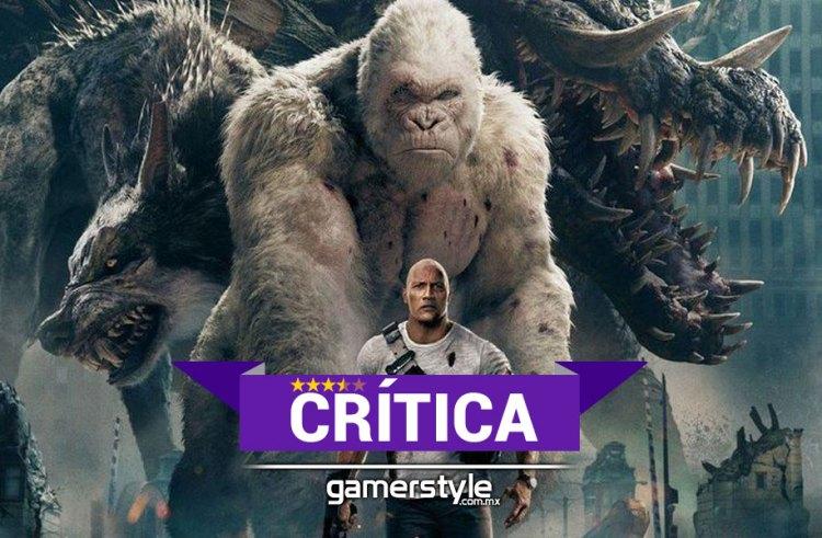 Crítica: Rampage