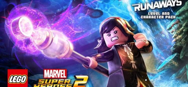 Llega nuevo contenido de Runaways a LEGO Marvel Super Heroes 2