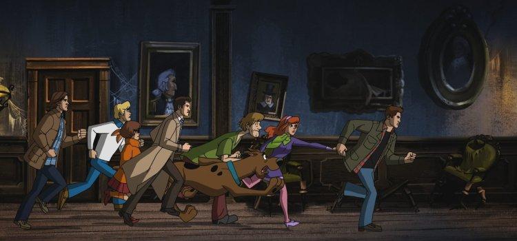 'Scoobynatural' llega a Warner Channel este fin de semana