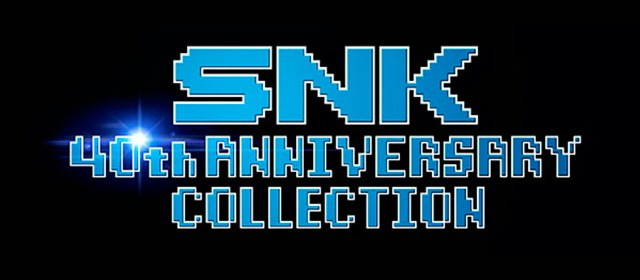 Los clásicos llegan a Switch con SNK 40th Anniversary Collection