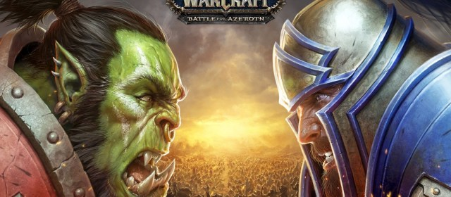 World of Warcraft: Battle for Azeroth ya tiene fecha de llegada