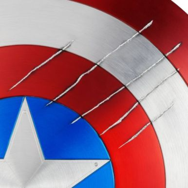 Escudo-Capitan-America-Marvel-Masterworks-Gamer-Style-2