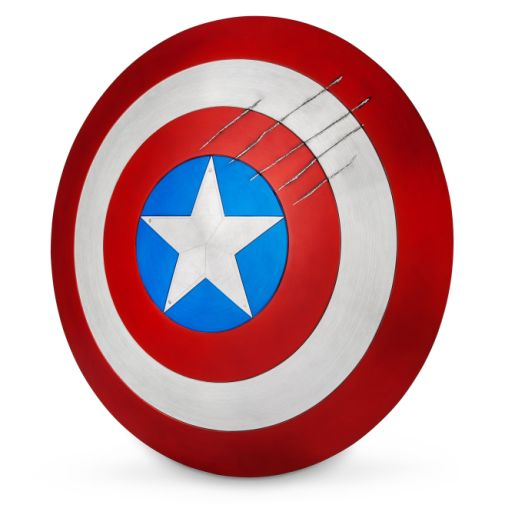 Escudo-Capitan-America-Marvel-Masterworks-Gamer-Style