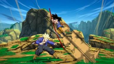 Dragon Ball FighterZ DLC Character Kid Goku GT Screen 4