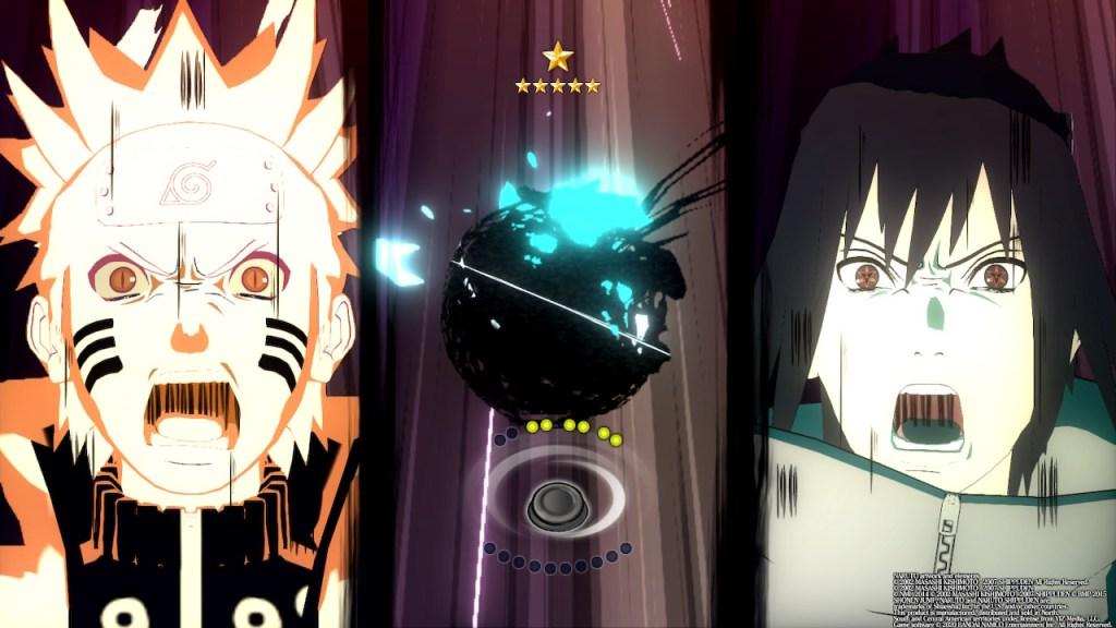 Naruto Shippuden 4 - Reseña
