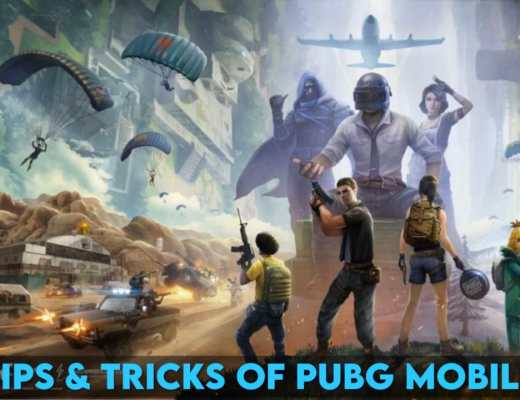 Top 10 Tips and Tricks Of PUBG MOBILE