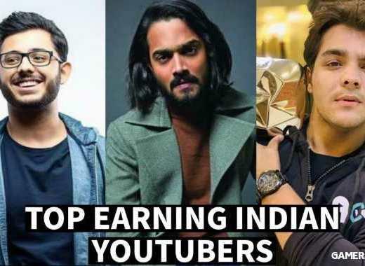 Top-Earning Indian YouTubers 2020 YouTubers