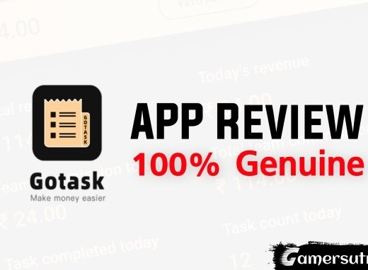 GoTask App Review- Money Earning Application Of 2021