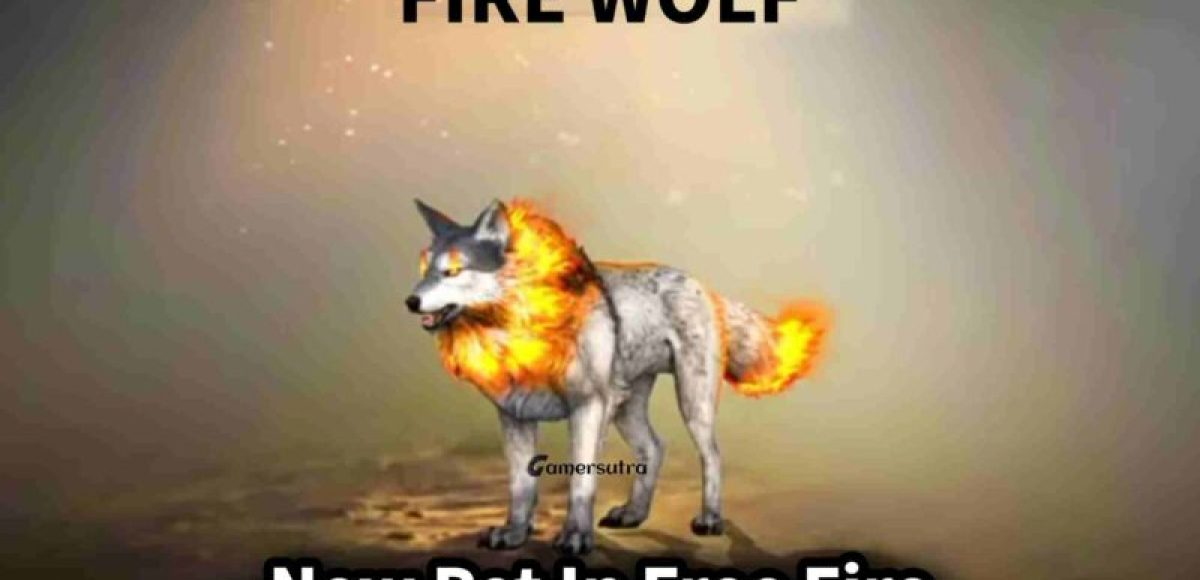 How To Get New Fire Wolf Pet For Free In Free fire