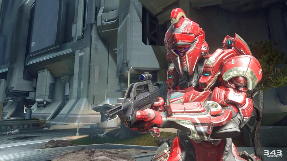 H5 Guardians Warzone Assault Urban Fury